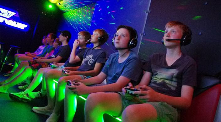 Game Vault Perth Birthday Parties - I'ts exactly what they will want