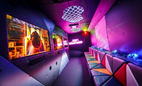 Game Truck Hire for Weddings in Perth
