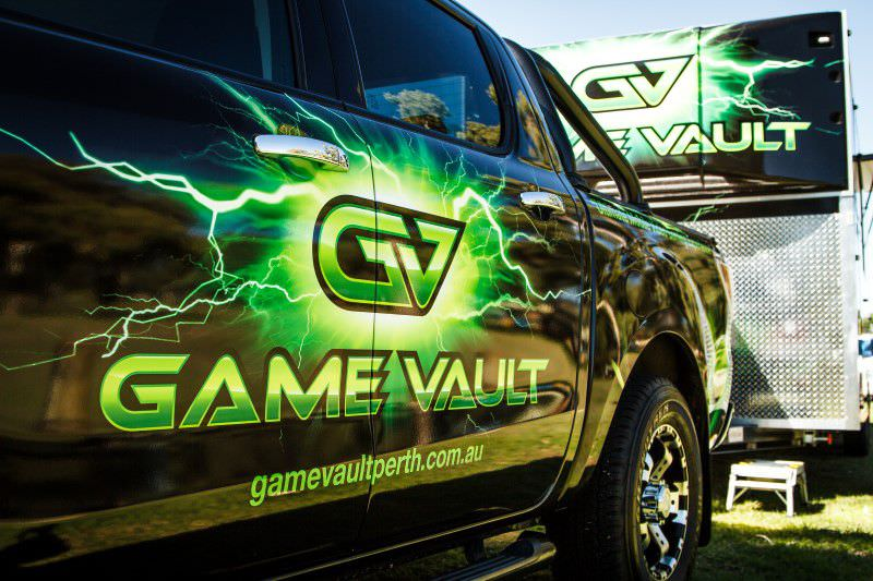 Game Vault - for parties and events in Perth