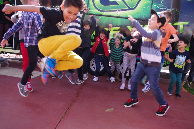 Game Vault's Perth kids parties will make them jump for Joy!