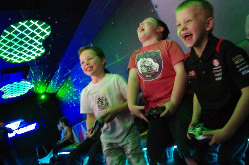 Game Vault Perth provides kids parties for all ages