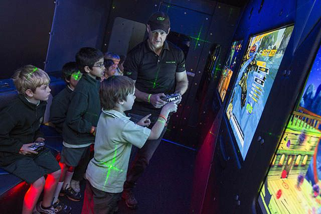 Game Vault Perth - We make sure your kids parties are memorable