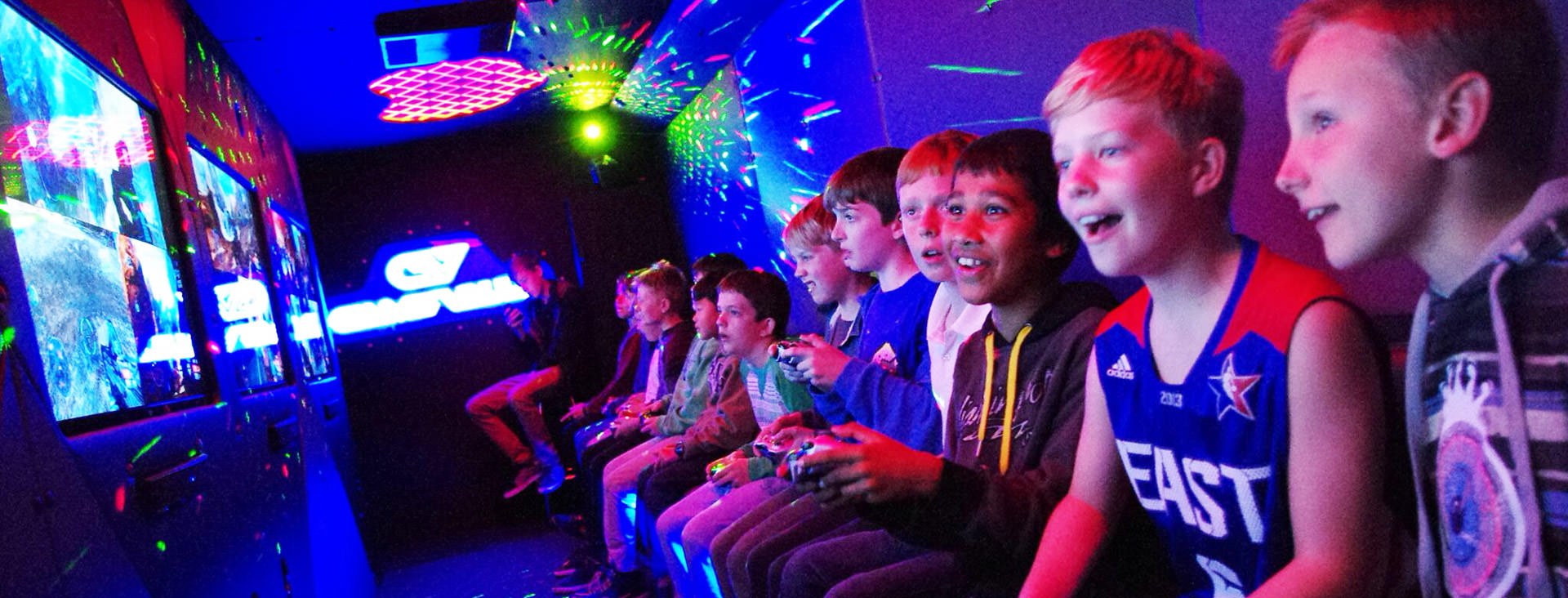 Game Vault Perth - Highly Rated Kid's Birthday Parties