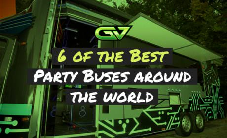 Game Vault describes six of the best party buses in the world
