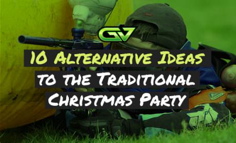 Game Vault Perth - 10 alternative ideas to the traditional Christmas party