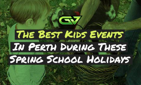 Game Vault - The best kid's events in perth during the spring school holidays