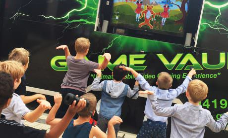 Game Vault - Kids party video games for all ages