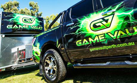 Game Vault Perth - We are always ready to roll