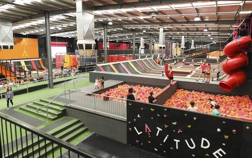 Best Venues For A Kids Birthday Party In Perth Game