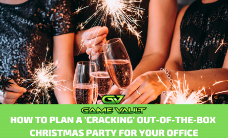 Christmas Party for your Office in Perth